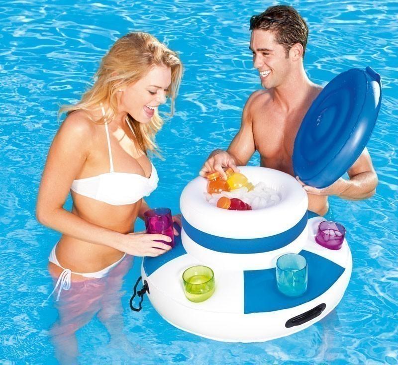 Getränkekühler Bestway Floating Cooler Ø 70 cm Bild 1