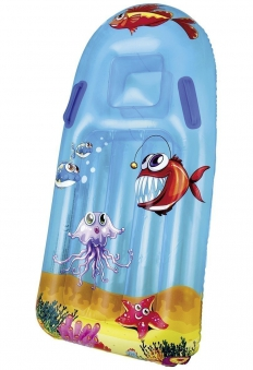 Luftmatratze / Wassermatratze Happy People Funny Ocean 90x45cm Bild 1