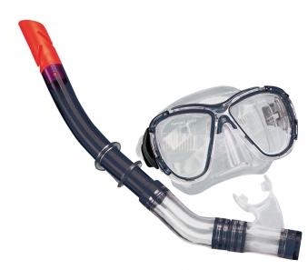 Schnorchel-Set / Tauchermaske und Schnorchel für Jugendliche u. Erwach Bild 1