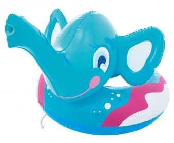 Schwimmreifen / Schwimmring Bestway Elephant Spray 69x61cm Bild 1
