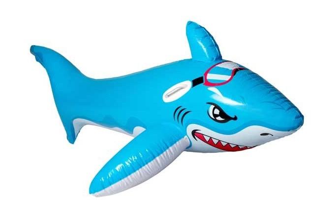 Schwimmtier / Wasserspielzeug Wehncke Hai 175cm Bild 2