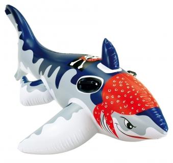 Schwimmtier / Wasserspielzeug Wehncke Hai 175cm Bild 1