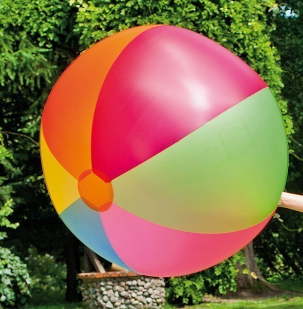 Wasserball / Strandball Wehncke Jumbo Ø85cm Bild 1