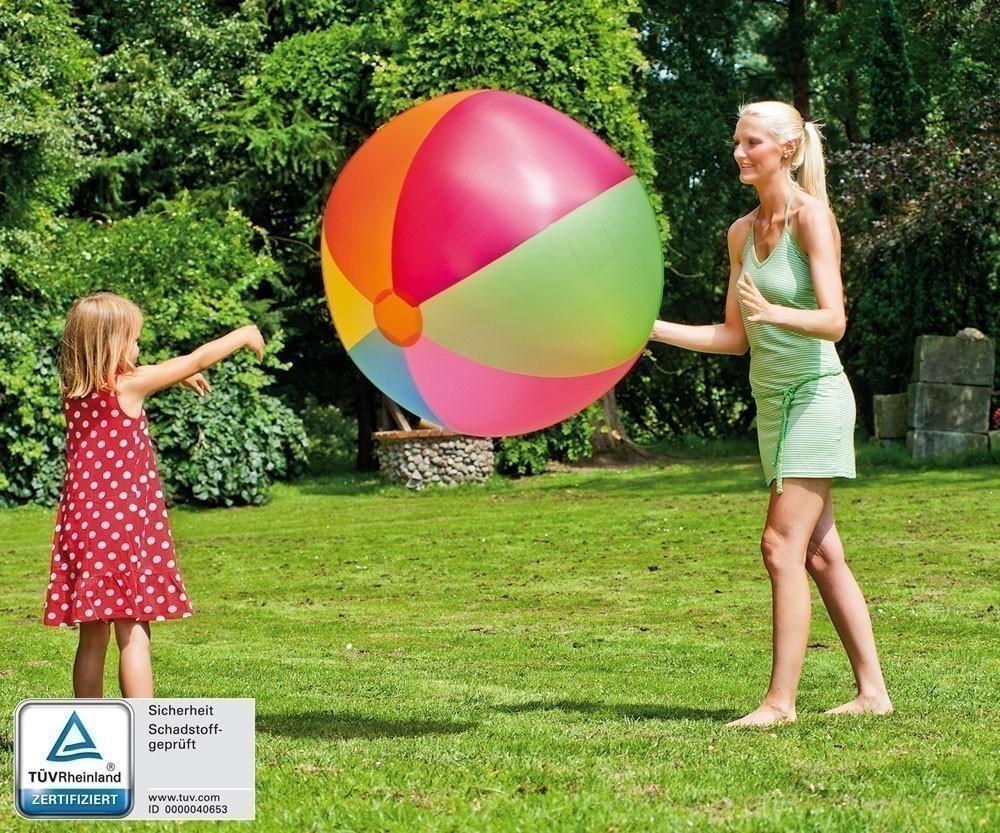 Wasserball / Strandball Wehncke Jumbo Ø85cm Bild 2