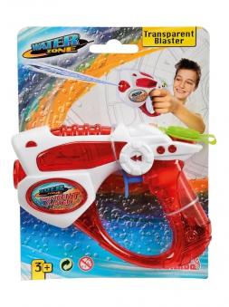 Wasserpistole Simba Waterzone Transparent Blaster farbig sortiert Bild 1