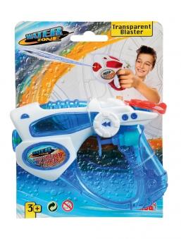 Wasserpistole Simba Waterzone Transparent Blaster farbig sortiert Bild 2