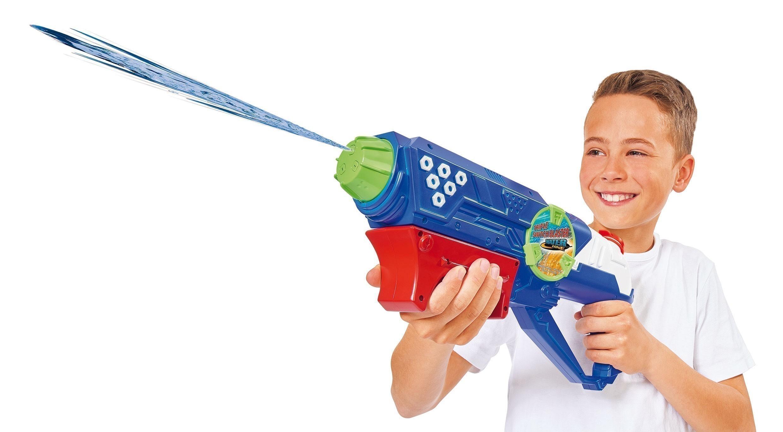 Wasserpistole / Wassergewehr Simba Waterzone Triple Switch Blaster Bild 2