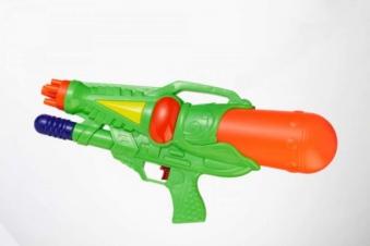 wasserpistole wassergewehr mit pumpe 45 cm bei. Black Bedroom Furniture Sets. Home Design Ideas