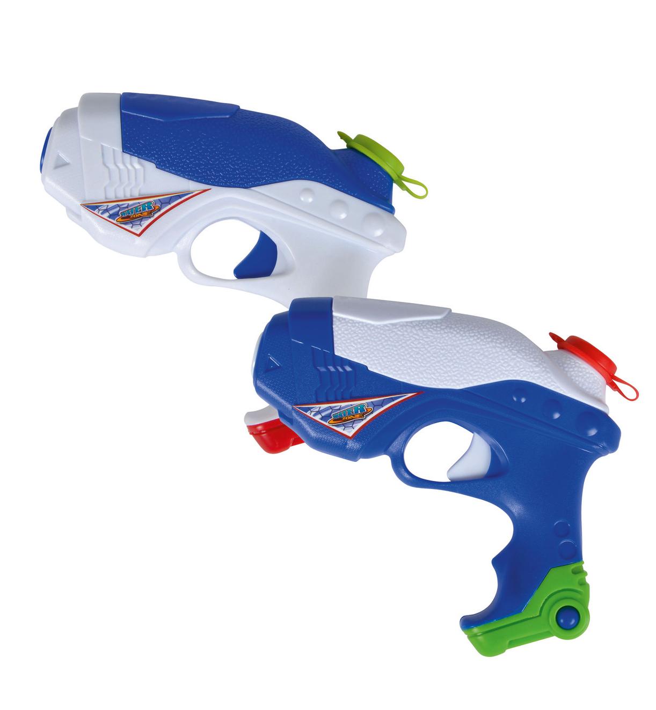 Wasserpistole Waterzone Wasserpistolen Doppelset 2 Stück Bild 1