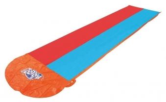 Wasserrutsche Bestway H2O GO Double-Slide 549x138cm Bild 1