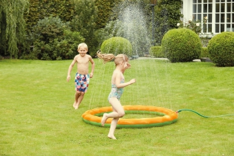 Wasserspiel / Sprinkler Ring Ø ca. 150cm Happy People 77854