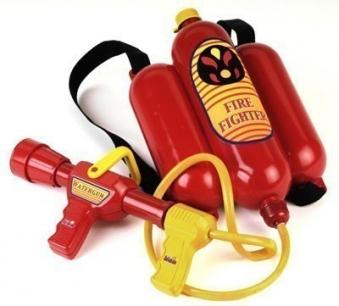 Wasserspielzeug / Feuerwehrspritzpistole Bild 1