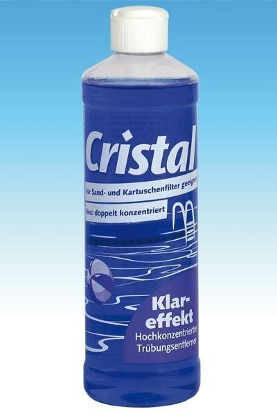 Cristal Wasserpflege Klareffekt 0,5 Liter Bild 1