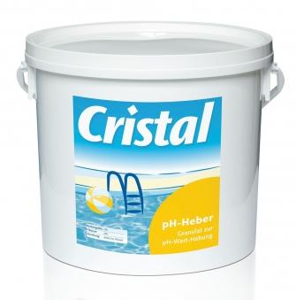 Cristal Wasserpflege pH-Plus Granulat 5 kg Bild 1
