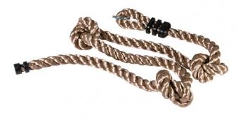 Karibu Akubi Kletterseil mit 3 Knoten 180 cm Bild 1