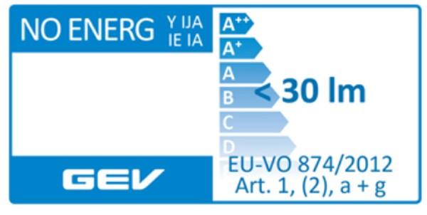 LED Nachtlicht GEV LIV 6874 mit Steckdose Bild 2
