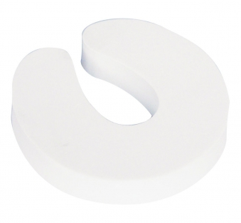 Türstopper Schaumstoff weiß 1 Stück Bild 1