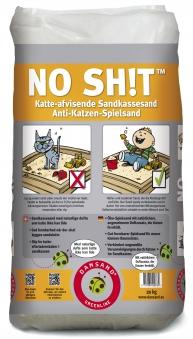 Spielsand NO SHIT  Anti-Katzen-Spielsand Dansand 20 kg