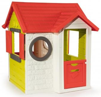 Smoby Spielhaus / Kinderspielhaus Mein Haus Kunststoff Bild 1