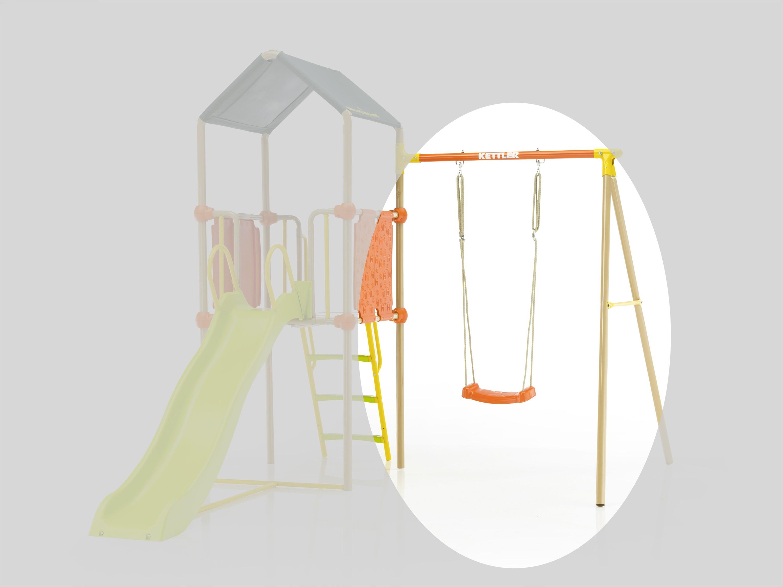 Kettler Anbauschaukel / Zubehör zu Spielturm mit Rutsche S01013-0010 Bild 1