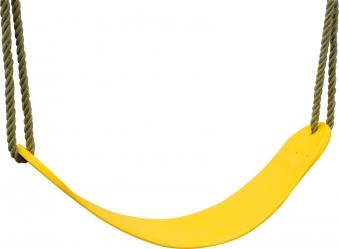 Karibu Akubi Flexschaukel gelb Bild 1