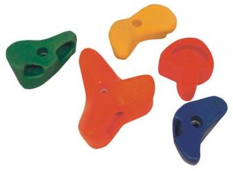 Karibu Akubi Klettersteine für Kletterwand Kinderspielsystem Bild 1
