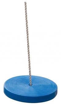 Karibu Akubi Schaukelscheibe / Tellerschaukel blau Bild 1