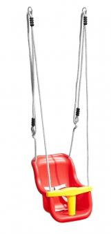 Babyschaukel Sitz Multi Play Kunststoff Luxe mit Seil Bild 1