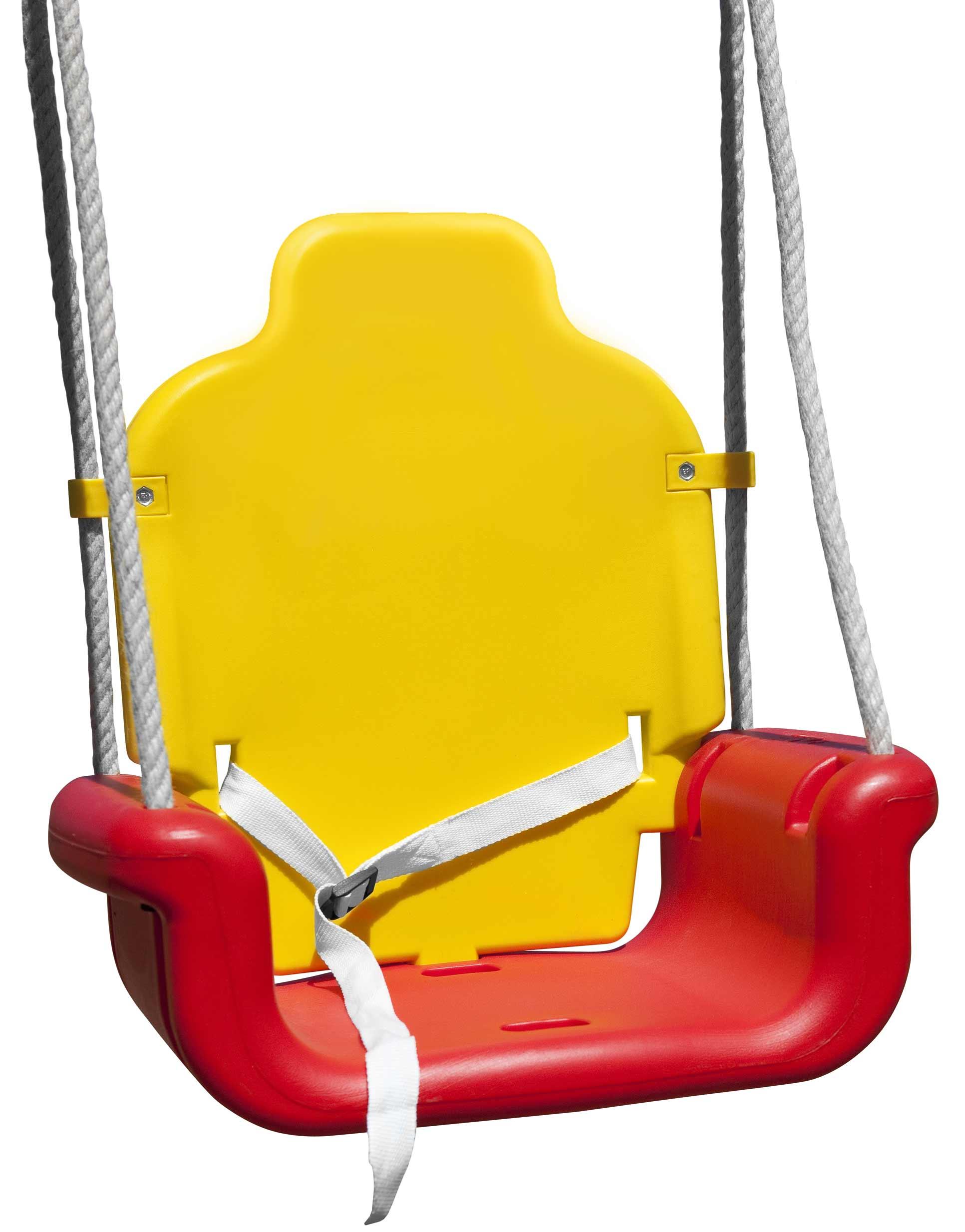 Babyschaukel Sitz Multi Play verstellbar mit Seil Bild 2