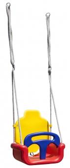 Babyschaukel Sitz Multi Play verstellbar mit Seil Bild 1