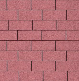 Bitumen - Dachschindeln Multi-Play rot 3m² Bild 1