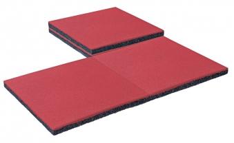 Fallschutzmatte Multi-Play rot 50x50x3,5cm 2er-Set Bild 3