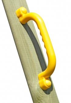 Handgriff / Kunststoffgriff Multi-Play 2er-Set gelb Bild 2