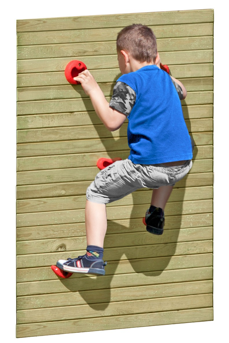 Klettersteine Multi-Play 5 Stück rot Bild 2