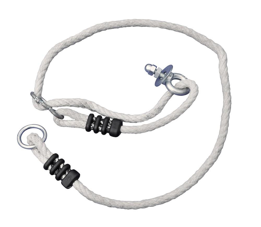 Schaukelaufhängung Multi Play Seilset für Reifenschaukel vertikal Bild 1