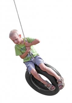 Schaukelaufhängung Multi Play Seilset für Reifenschaukel vertikal Bild 2
