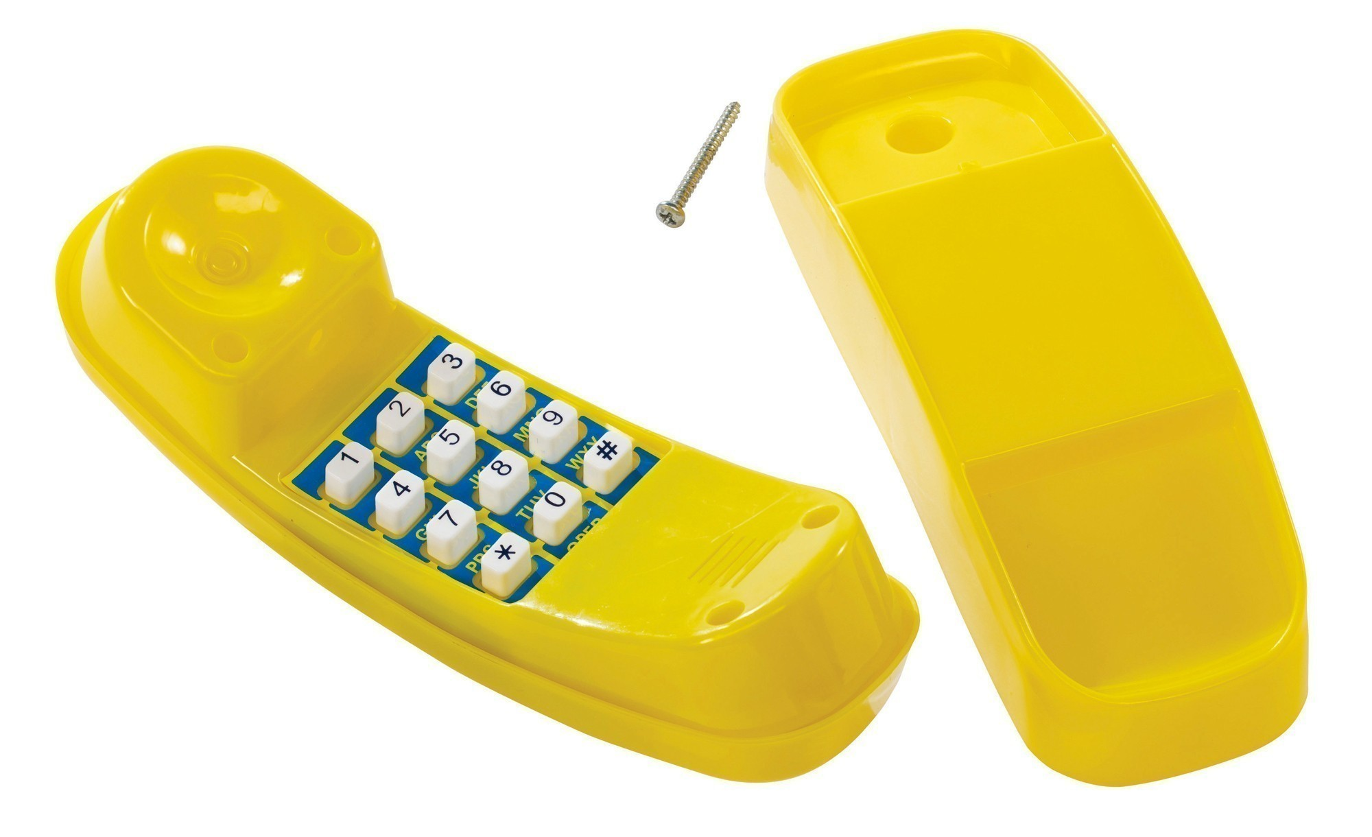 Kinder - Telefon gelb Bild 1