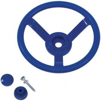 Lenkrad blau Ø 300mm Bild 1