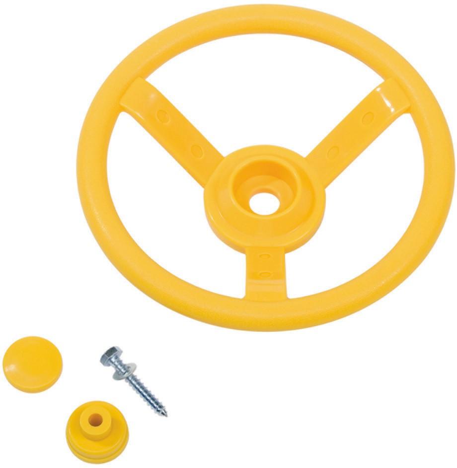 Lenkrad gelb Ø 300 mm Bild 1
