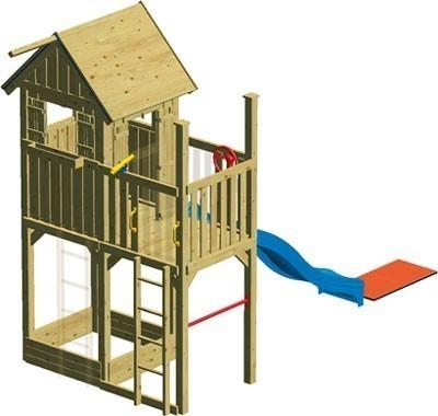 Spielturm Winnetoo GP713 Bild 1