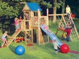 Spielturm Winnetoo GP714 Bild 1