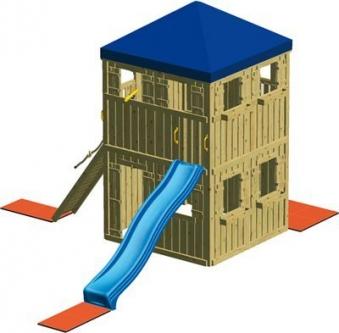 Spielturm Winnetoo GP801 Bild 2