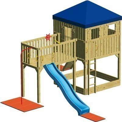 Spielturm Winnetoo GP806 Bild 2