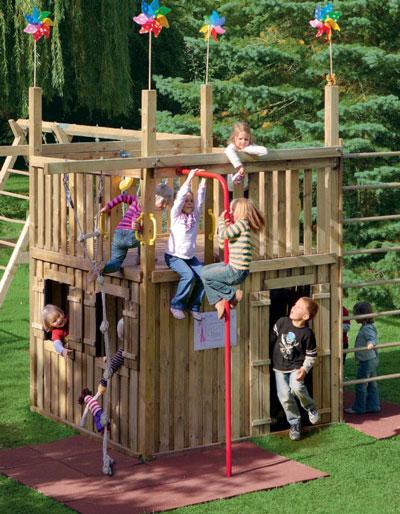 Spielturm Winnetoo GP811 Bild 1