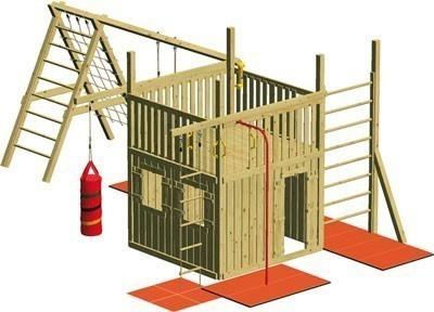 Spielturm Winnetoo GP811 Bild 2