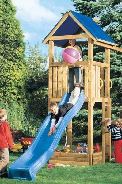 Spielturm Winnetoo GP814 Bild 1