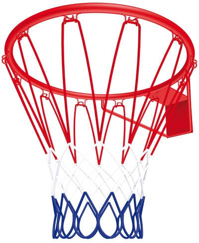 WINNETOO Basketballkorb mit Netz Ø 45 cm (79) Bild 1
