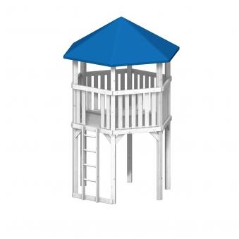 Dachplane für Winnetoo 6-Eck Spielturm - Ersatzteil