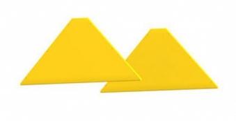 WINNETOO Giebel für Spielturm gelb Bild 2