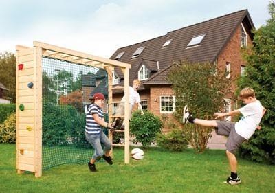 Klettergerüst Erwachsene : Winnetoo klettertor klettergerüst nadelholz kdi bei edingershops.de